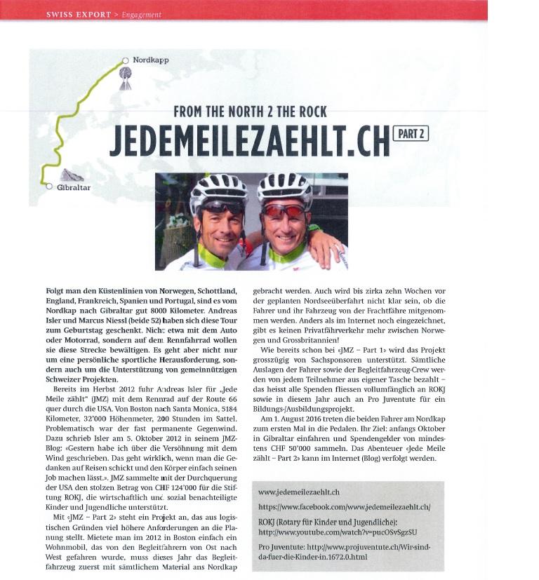 Swiss Export - JMZ