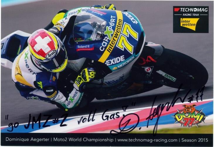 Aegerter Moto GP