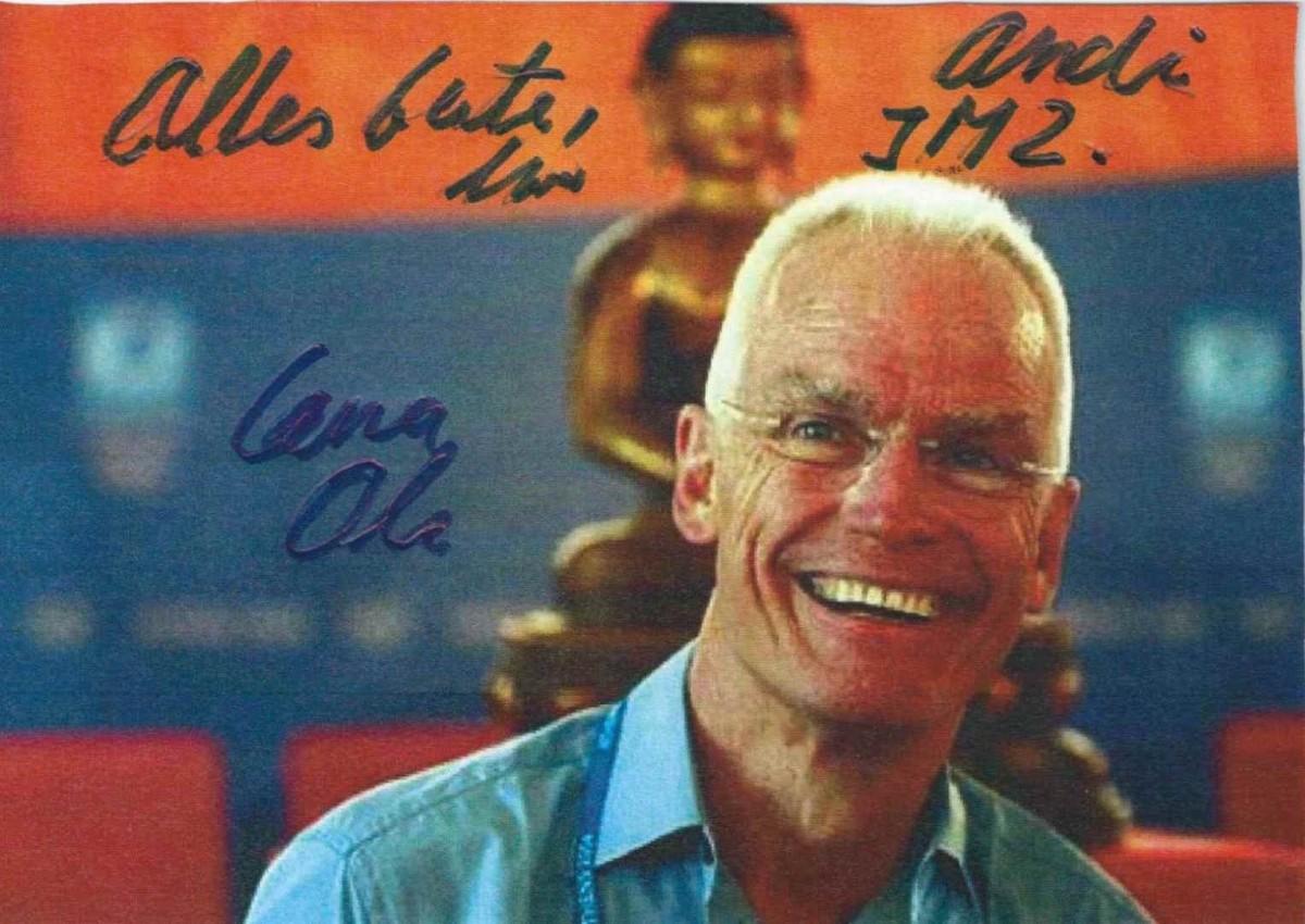 Lama Olé (1)