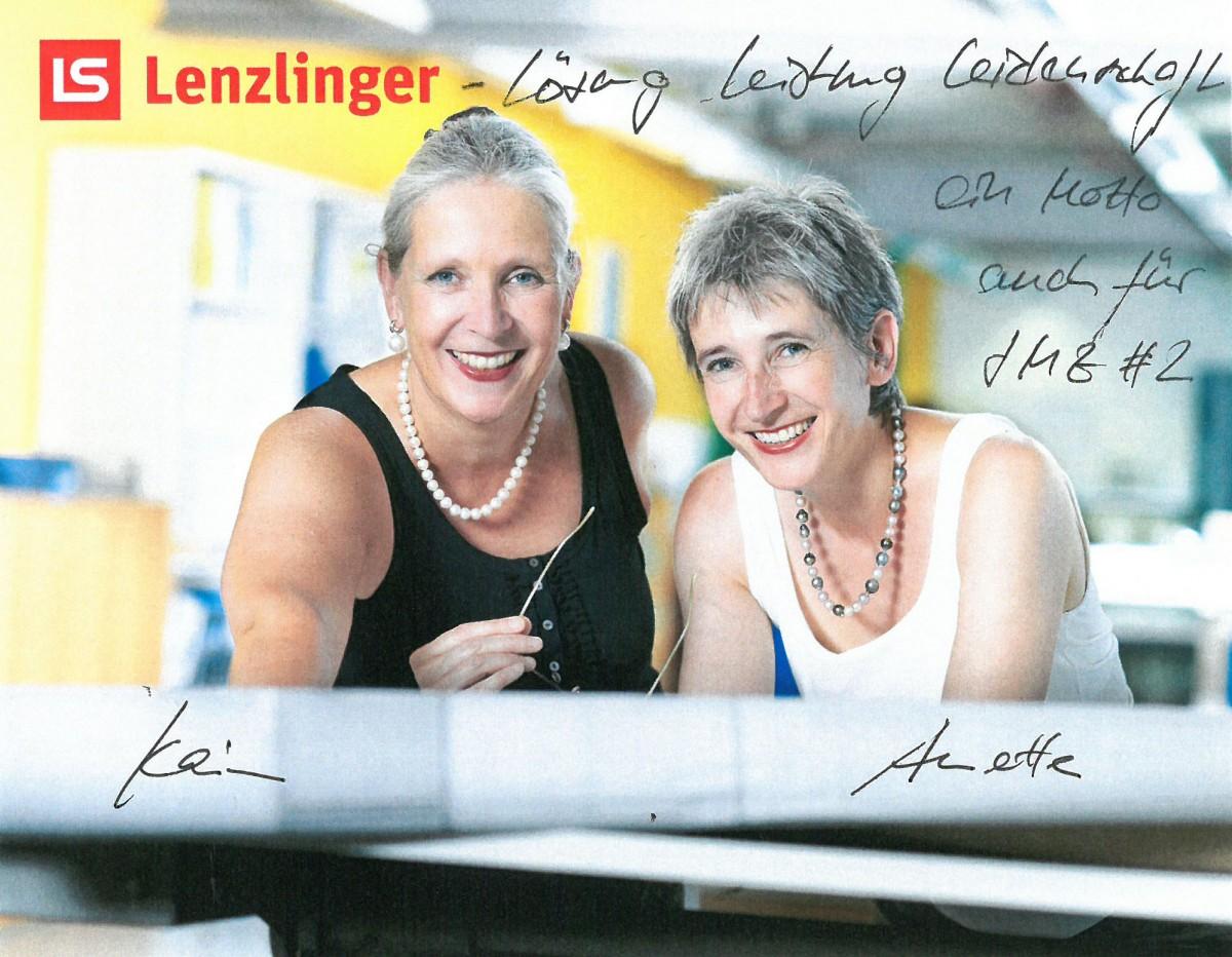 Testimonial Lenzlinger