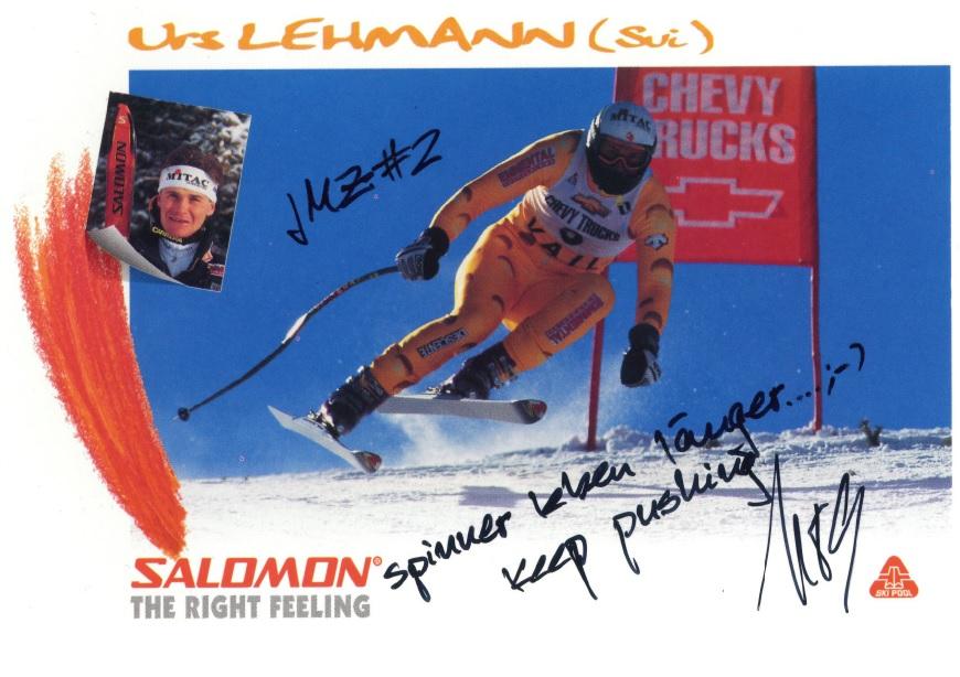 Urs Lehmann